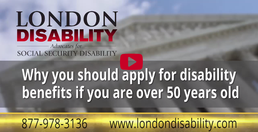 Why you should apply for Disability